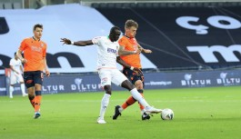 Başakşehir 2-Alanyaspor 0
