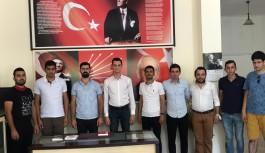 CHP'li gençlerden Gazipaşa çıkarması