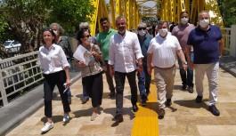 CHP'liler Ulualan'da buluştu