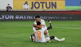 Cisse, Alanyaspor'un en golcü futbolcusu oldu!