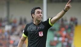İşte Alanyaspor-Antalyaspor maçının hakemi!