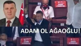 Ağaoğlu'na hemşeri tepkisi!