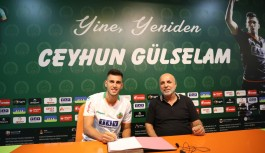 Alanyaspor, Ceyhun Gülselam ile sözleşme yeniledi