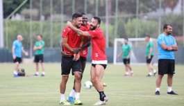 Alanyaspor'da Galatasaray hazırlığı tamam!