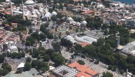 Ayasofya-i Kebir Camii Şerifi ibadete açıldı