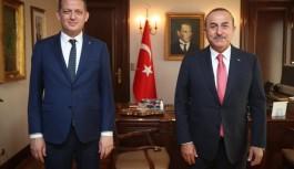 Bakan Çavuşoğlu ile Alanya'yı konuştular!