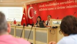Belediye personeline KVKK konusu anlatıldı!