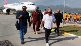 Galatasaray Alanya'da!