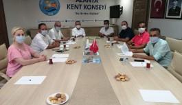 Kent konseyi başkanı Özcan: Coronavirüs salgını bitmedi!