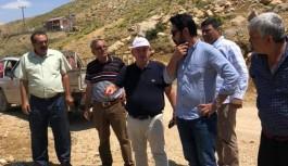 Sipahioğlu: Türkler ve Söbiçiminde yol çalışması başladı. Böcek teşekkür ediyoruz!