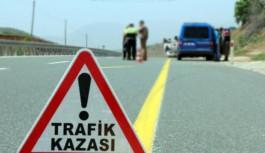 Alanya'da kaza: 3 yaralı!