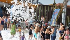 Alanya'da köpüklü partiler yasaklandı