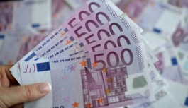 Alanya'da sahte EURO ele geçirildi