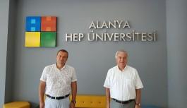 Alanya HEP, Makedonya üniversitesi ile iş birliği yapıyor!