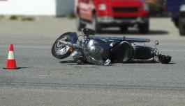 Motosiklet kazasında 1 kişi öldü!