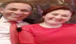 THK Başkanı Emine Keyaoğlu dünya evine girdi!
