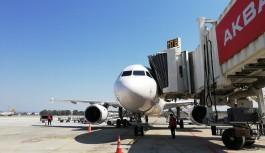 Uçuşlar başladı, Rusya'dan Antalya'ya 1.5 saatte 11 uçak geldi