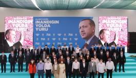 Ak Parti Alanya da Toklu ile devam dedi!