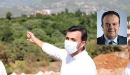 Alanya siyasetinden güzel hareket bunlar. CHP'li Demirciyi Ak Partili Toklu aradı!