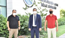 ALKÜ rektörü Kalan'ın Antalya çıkarması!
