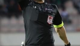 İşte Sivasspor-Alanyaspor maçının hakemi!