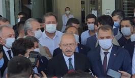 Kılıçdaroğlu'ndan Böcek'in sağlık durumu ile ilgili açıklama!