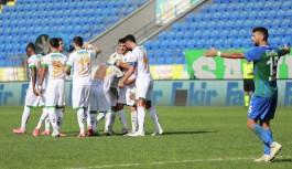 Maç sonucu Rizespor 1-Alanyaspor 1