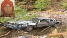 Alanya da araç uçuruma yuvarlandı: 1 ölü!