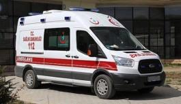 Alanya da feci kaza. 20 yaşındaki genç kız öldü!