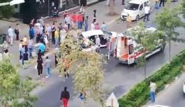 Alanya'da zincirleme trafik kazası!