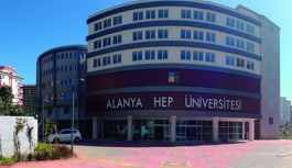 Alanya HEP üniversitesinden uluslararası atak!