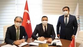 ALKÜ'de işçiler için toplu sözleşme imzalandı!