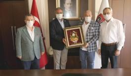 ALTSO Başkanı Şahin, CHP'li vekilleri ağırladı!