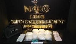 Antalya'da eylül ayında yapılar narkotik operasyonları!