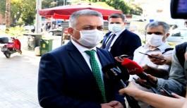 Antalya'da koronavirüs cezaların tahsilatlarına başlanıyor!