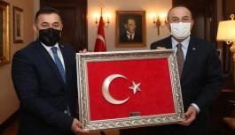 Çavuşoğlu ve Yücel Alanya'yı masaya yatırdı!
