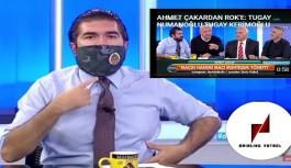 Galatasaray maçı sonrası Alanyaspor maskesi taktırdılar