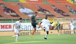 Maç sonucu Alanyaspor-Hatayspor 6-0