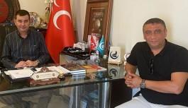 Manşet Alanya'dan MHP'yi ziyaret!
