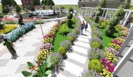Saray mahallesine yeni park