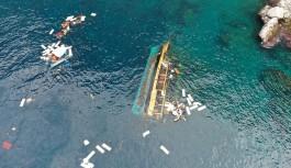 Alanya'da batan tekne kaptanının Covid testi pozitif!