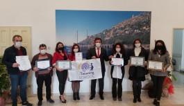 Alanya'da eTwinning ödülü olan okul ve öğretmenler açıklandı