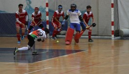 Alanya'da salon hokey turnuvası başladı!