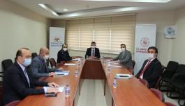 Alanya'da yapılacak olan KPSS sınavı içinde toplantılar