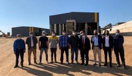 Alanya katı atık ve bertaraf tesisi elektrik üretimine geçiyor