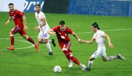 Alanya Kestelspor kupaya veda etti