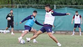 Alanyasporda Trabzonspor provası