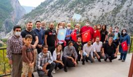 Dim Alacami'nin HES ile mücadelesine İyi Parti'den destek geldi