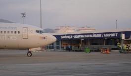 Gazipaşa-Alanya Havalimanı Sağlık Sertifikası aldı