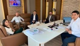 MHP Alanya'da hukuk komisyonu kurdu!